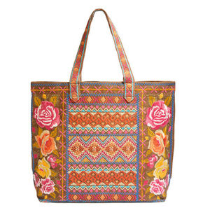 Johnny Was Vella Everyday Tote! TWO COLOR OPTIONS!